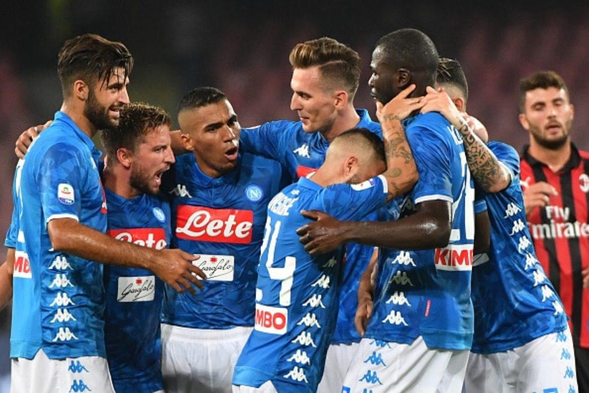 Napoli Parma 3-0