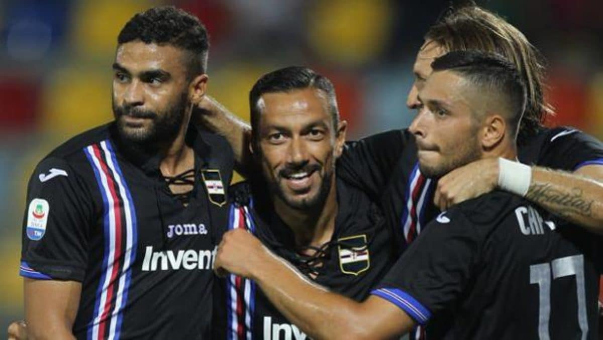 Sampdoria Fiorentina streaming tv dove vederla