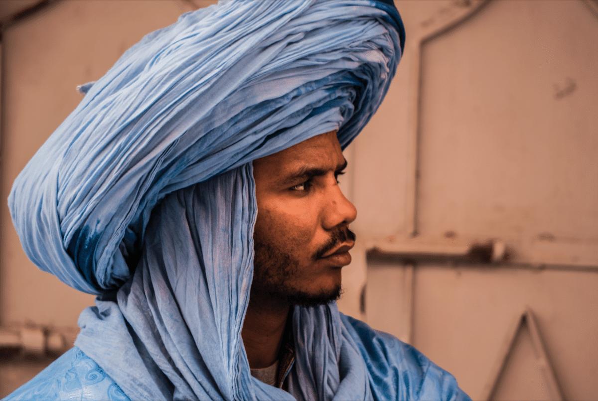 marocco medina foto