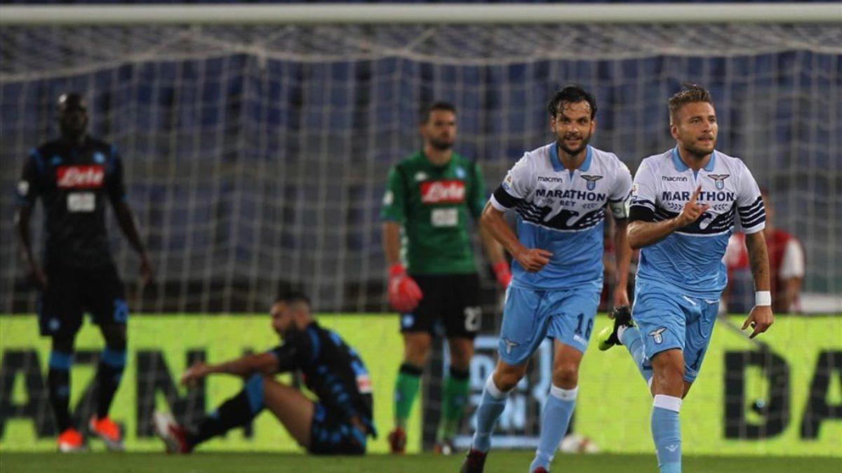 Lazio Fiorentina 1-0