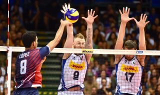 Italia Russia Volley Mondiali 2018 streaming tv