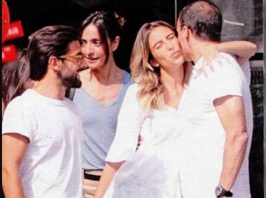Valentina allegri piero barone il suo nuovo fidanzato for Piero della valentina