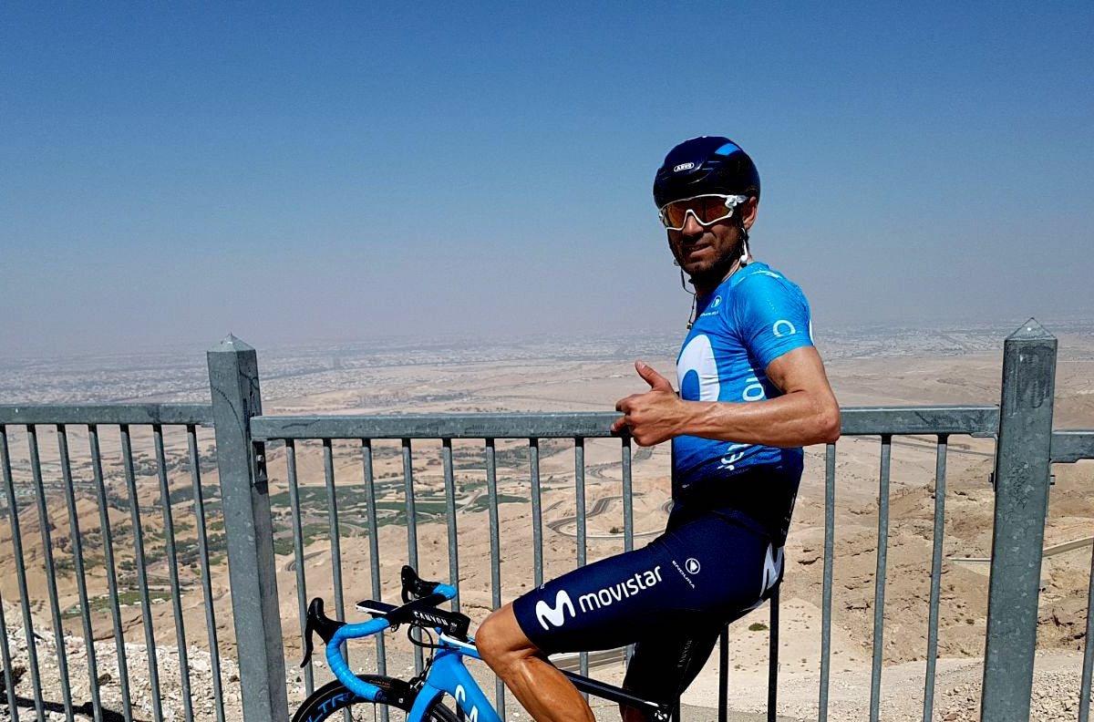 Alejandro Valverde campione del mondo