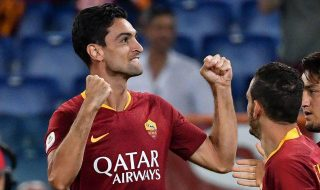 Roma Frosinone 4-0