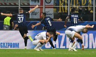 Inter Tottenham 2-1