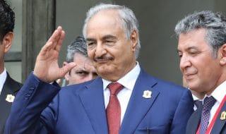 Libia news Haftar