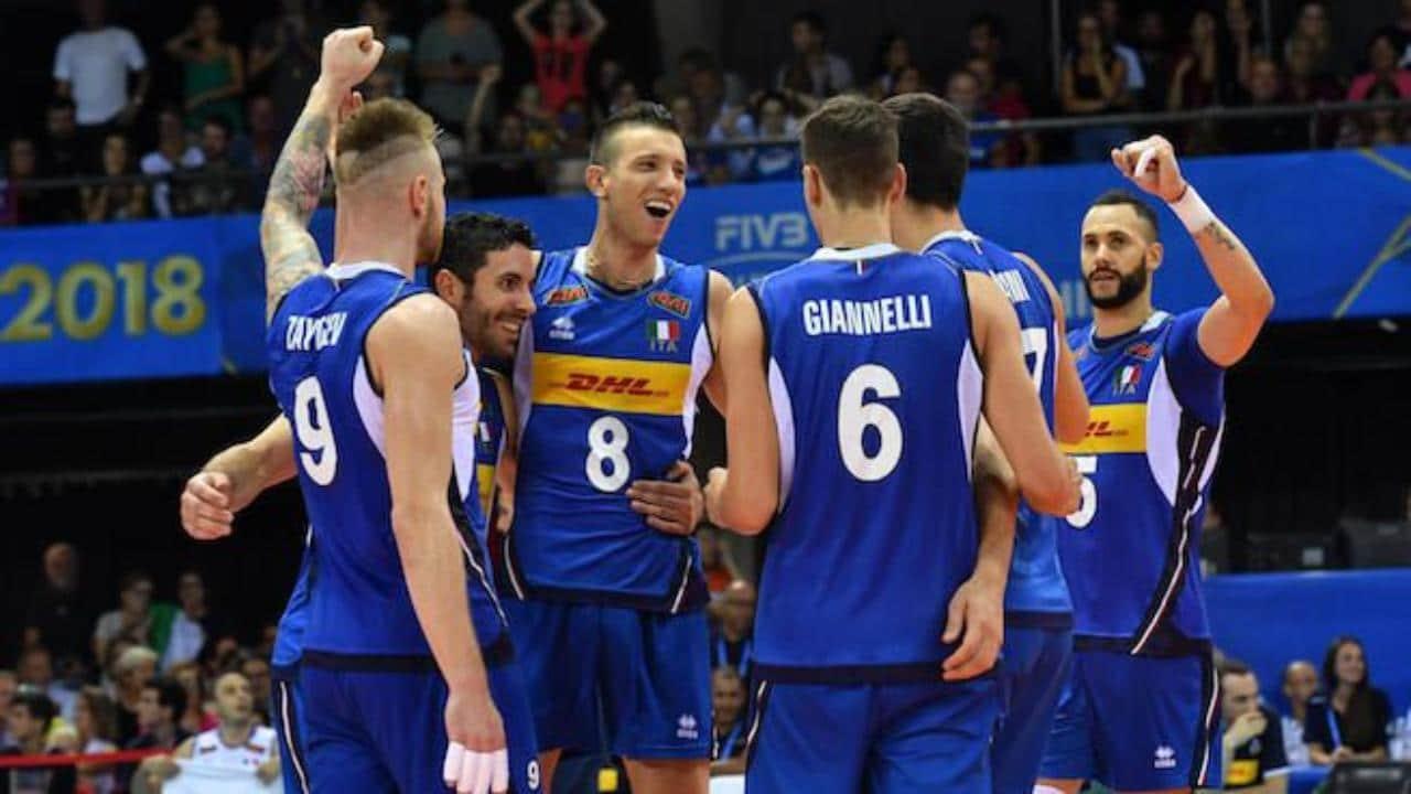 Calendario Mondiali Pallavolo.Mondiali Pallavolo 2018 Partite Italia Calendario Final