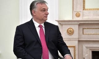 Orban all'Europarlamento