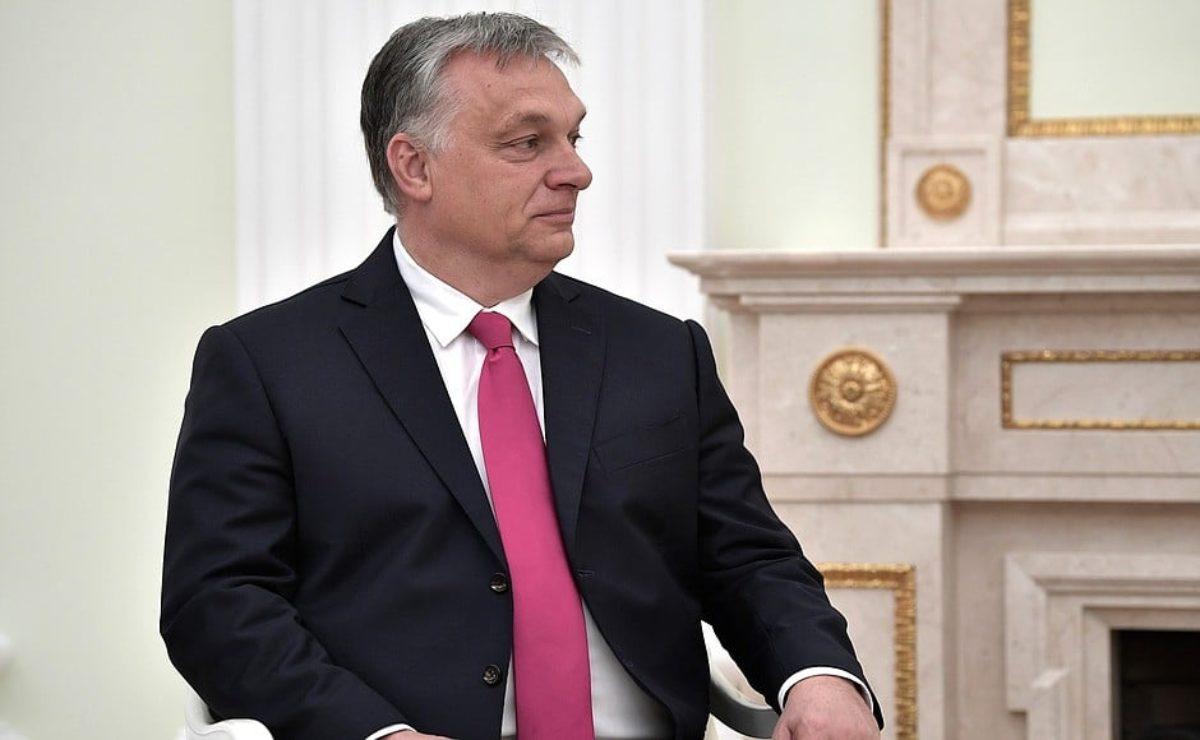 Orban all'Europarlamento