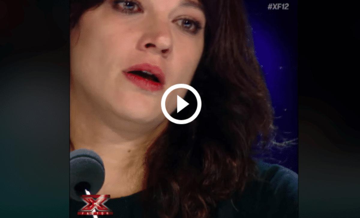 X Factor 2018 Elena Piacenti