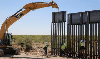 messico muro migranti