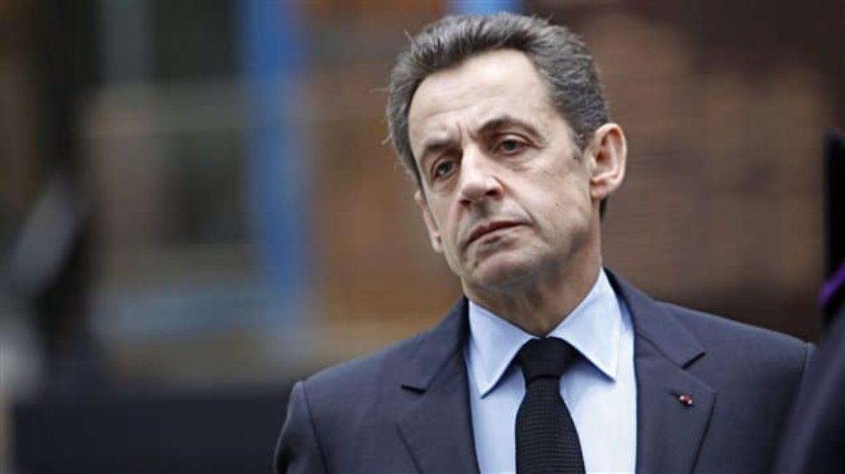 Sarkozy figlio Gheddafi