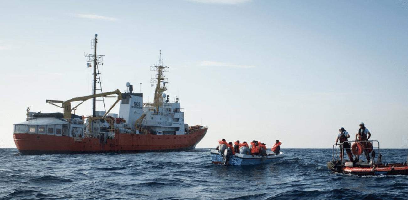 aquarius salva migranti libia