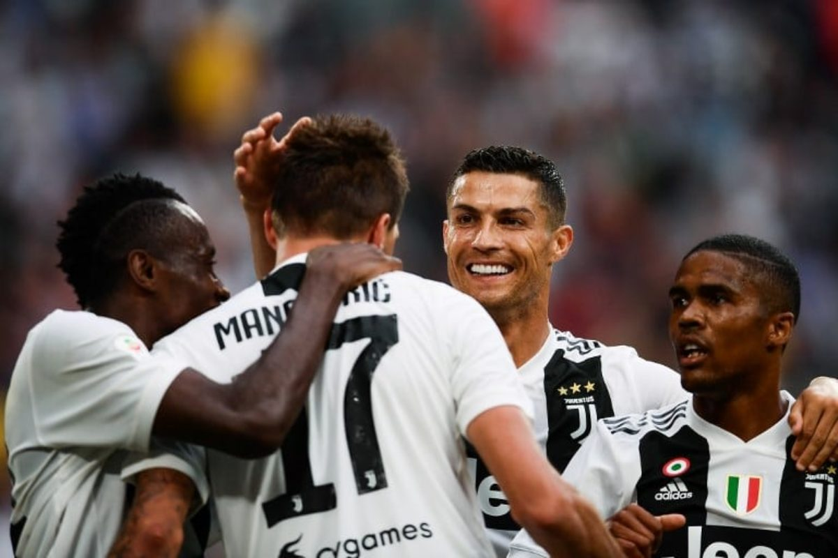 Juventus Napoli streaming tv