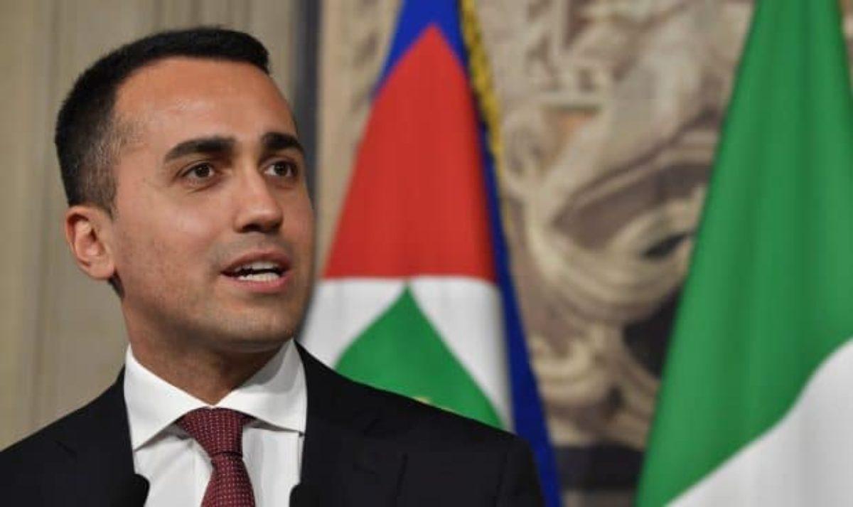 Il vicepremier Luigi Di Maio. Credit Andreas Solaro AFP  Getty Images