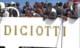 nave diciotti migranti irreperibili