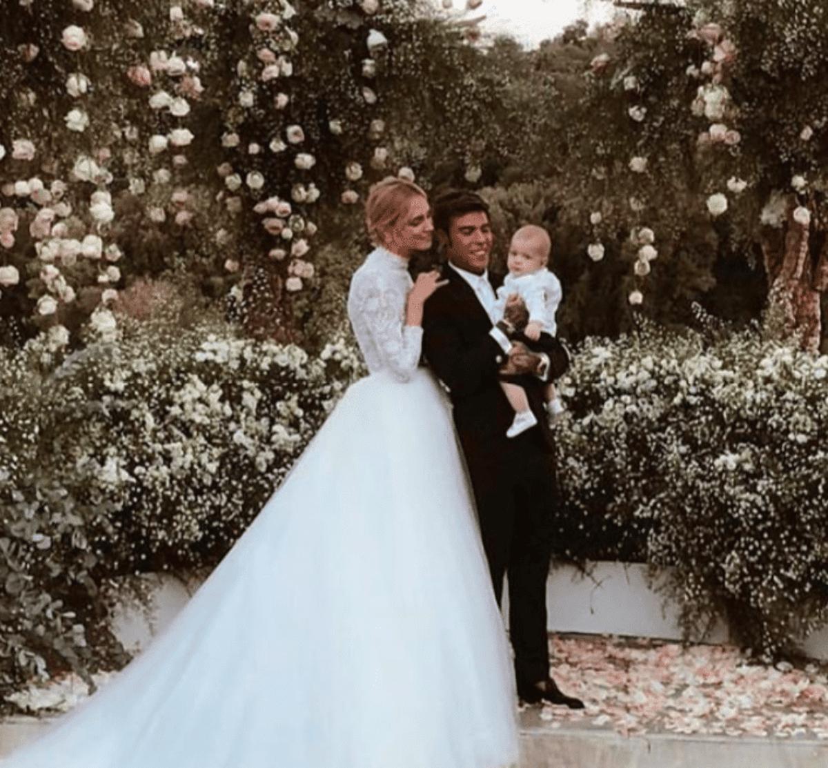5fdab4063862 Matrimonio Chiara Ferragni Fedez