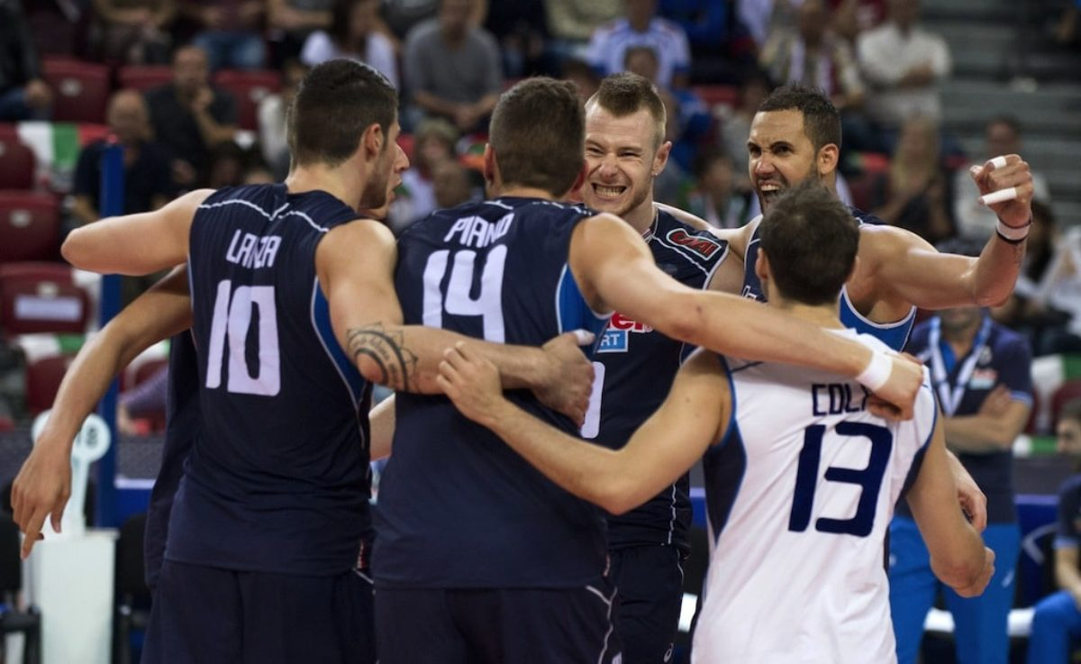 Calendario Volley Maschile.Mondiali Volley 2018 Calendario Orario Partite