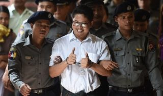 giornalisti reuters condannati