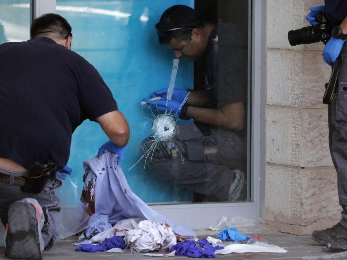 israeliano ucciso palestinese cisgiordania