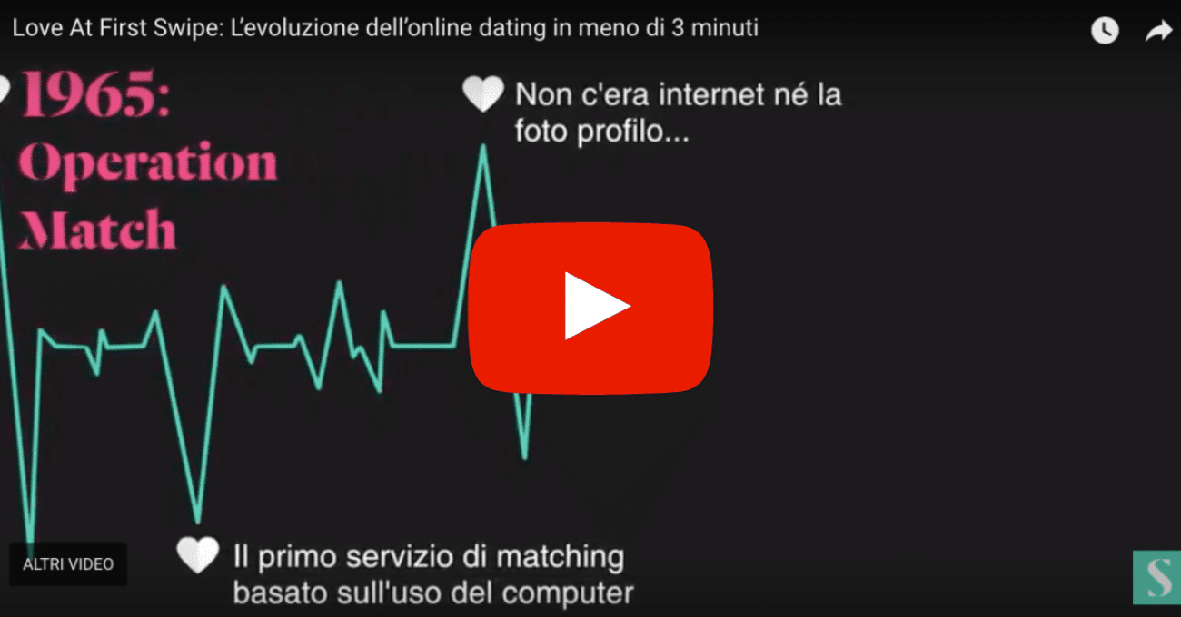 Dating cultura oggi