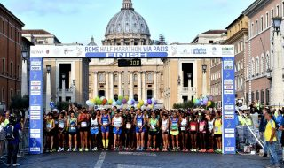 Roma Half Marathon 2018