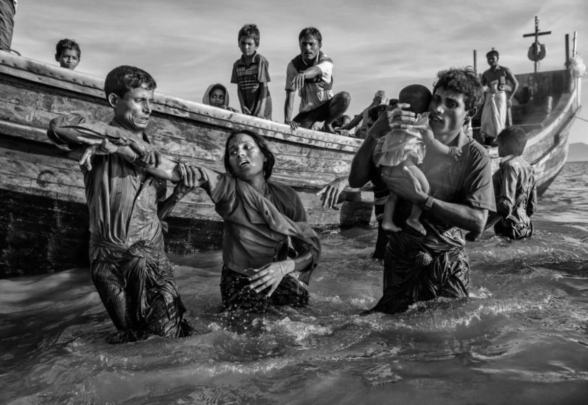 facebook rohingya duterte