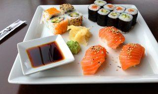 sushi infezione storia
