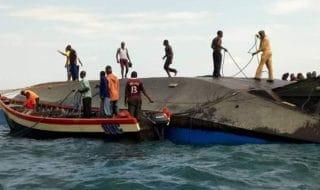 tanzania traghetto morti