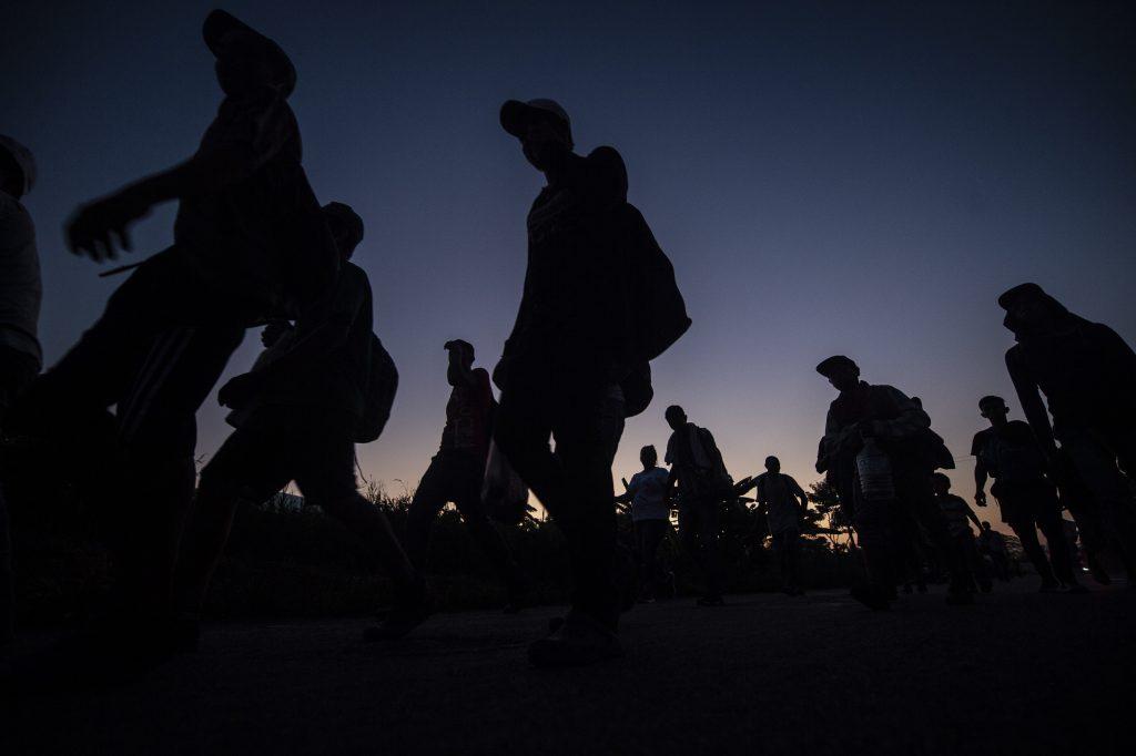 carovana migranti honduras