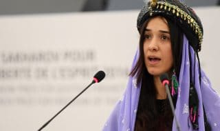 nadia murad premio nobel pace 2018
