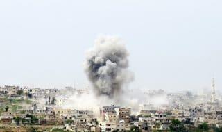 siria raid idlib tregua
