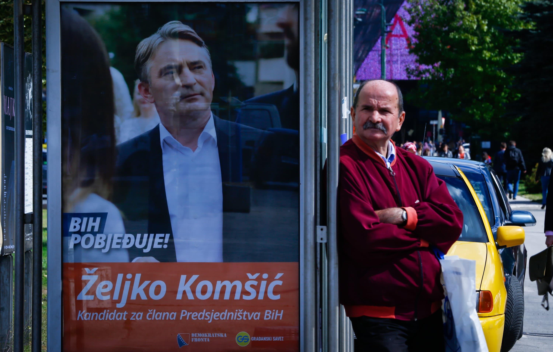 elezioni bosnia 2018