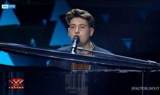 Emanuele Bertelli X Factor 2018