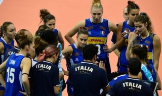 Italia Cina Volley femminile risultato