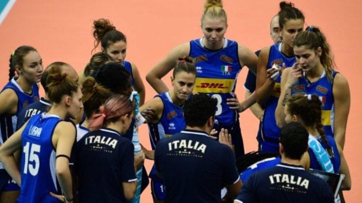 Calendario Mondiali Pallavolo Femminile.Italia Cina Volley Femminile 3 2 Mondiali 2018 Risultato