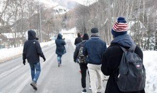 Migranti Francia Italia Gendarmerie