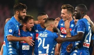 Udinese Napoli diretta live risultato