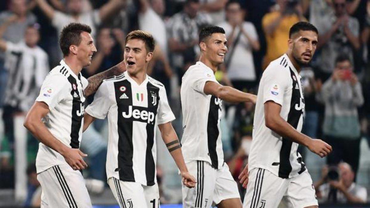 273bf87232c282 Juventus Cagliari 3-1  gol di Dybala Joao Pedro Bradaric Cuadrado