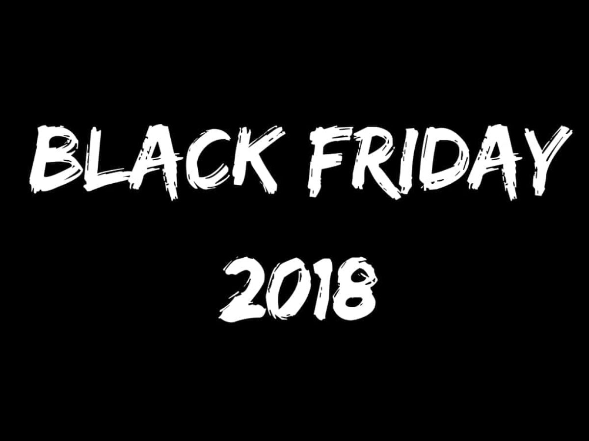 black friday week amazon date