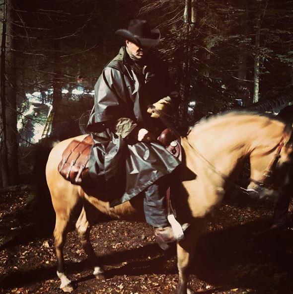 rambo 5 Stallone Cowboy
