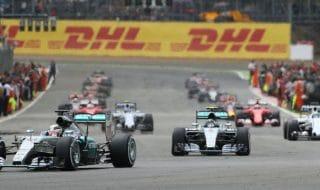 GP Messico Formula 1 streaming tv