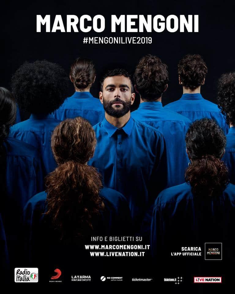 Marco Mengoni Tour 2019 live