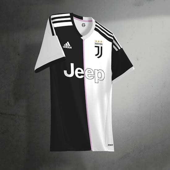 Nuova maglia Juventus 2019