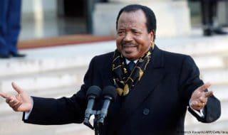 Paula Biya elezioni presidenziali camerun 2018
