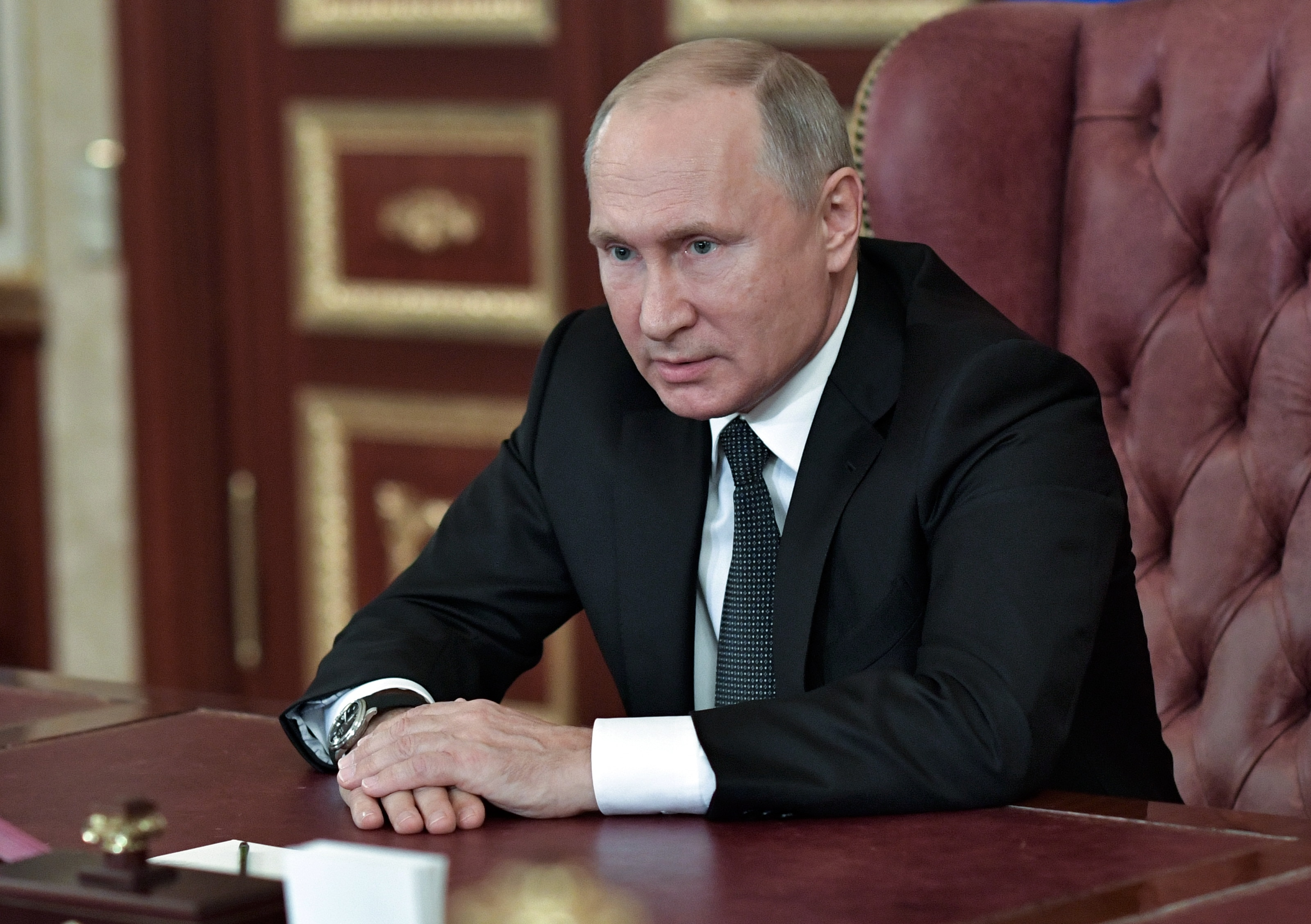 Putin Skripal traditore