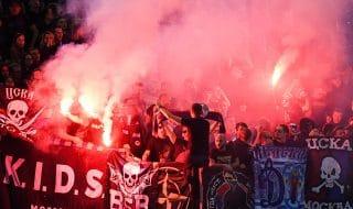 Roma CSKA mosca scontri