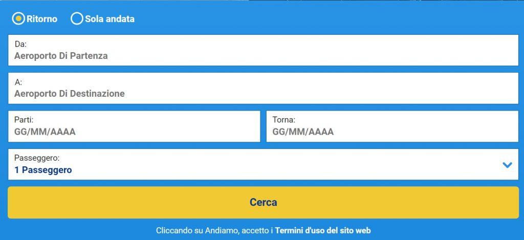 Ryanair Offerte Voli gratis