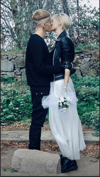 matrimonio young signorino
