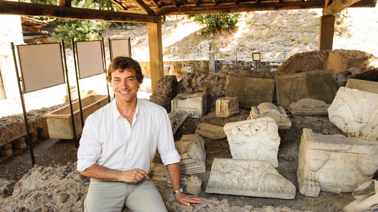 Ulisse: successo social per il programma di Alberto Angela sulla Shoah
